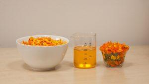 fazer maceração com óleos